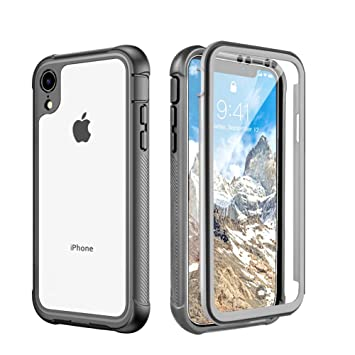 coque antichoc iphone xr i blason