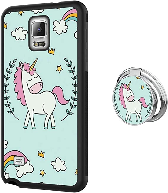 Unicorn For Samsung Galaxy Note 4 Case