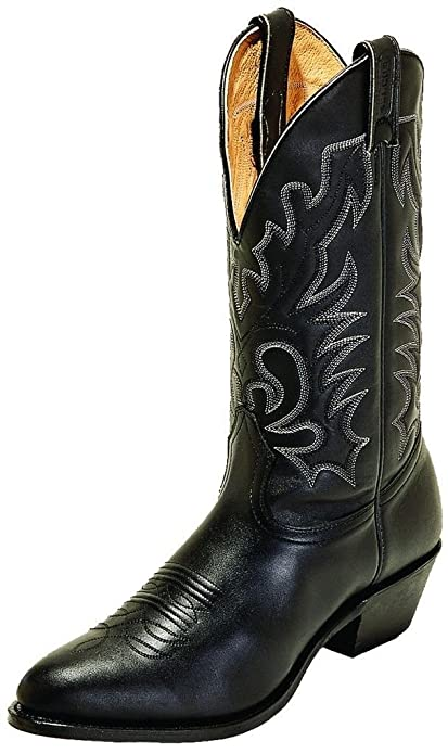 Amazon.com | Boulet Men&39s Challenger Cowboy Boot - 0064 | Western