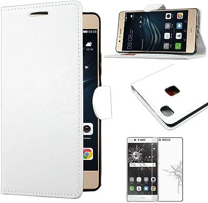 Huawei P9 Lite Custodia in Pelle Cover Huawei P9 Lite Portafoglio