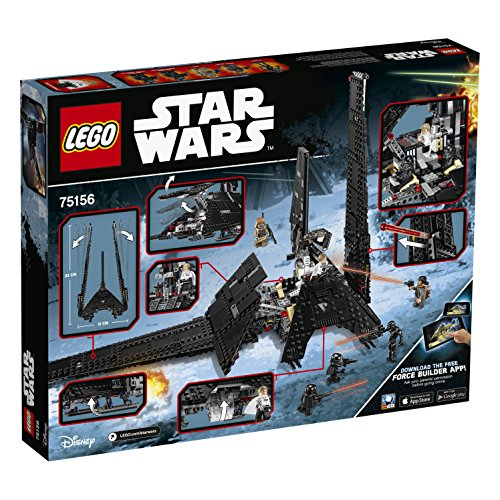 One Rogue Lego Wars 75156 Krennic's Star Shuttle Imperial SUVjLqzMGp