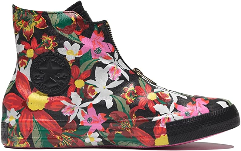 Converse x PatBo Women's Chuck Taylor All Star Shroud High Top BlackBright Pink