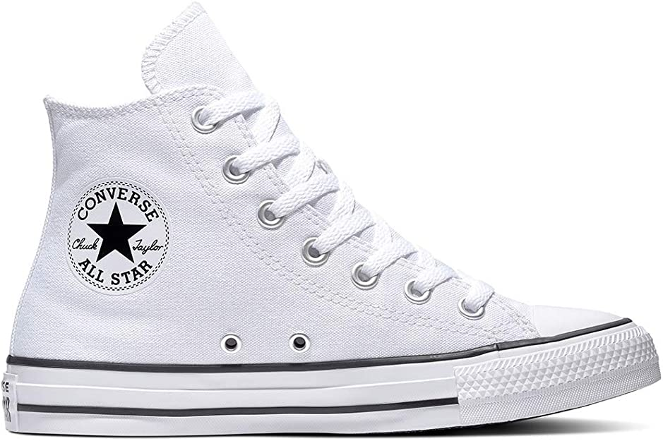 Converse Chuck Taylor All Star Pocket Hi BlancNoir