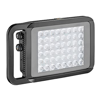 NoirPhoto Lykos Bicolor Eclairage Manfrotto Led WED2YH9Ibe