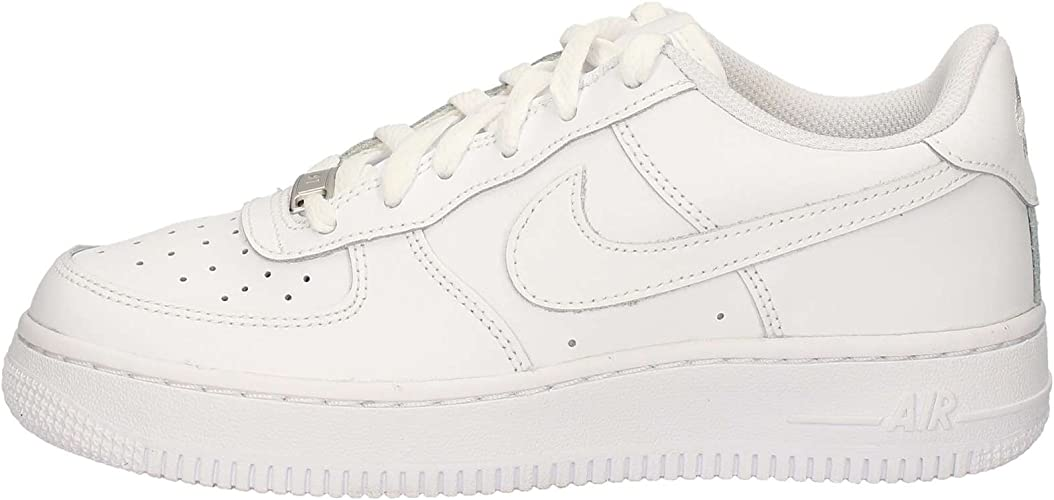 Nike Unisex Adults' Air Force 1 (Gs) Gymnastics Shoes ...
