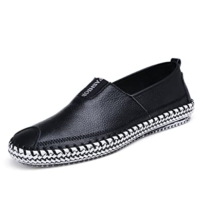 Men Oxford Classic Leather Casual Shoes Lace-up Loafer Flats Sneakers SH-8808-1
