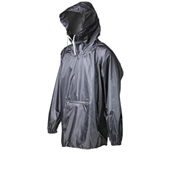 Amazon.com : 4ucycling Raincoat Easy Carry Wind Rain Jacket Poncho ...