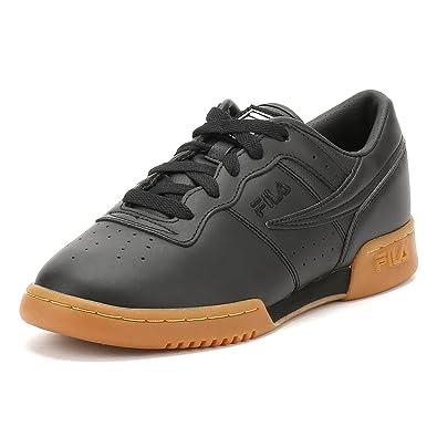 size 40 a1e8e 0be69 Fila Damen Schwarz  Gum Original Fitness Premium Sneakers -  associate-degree.de