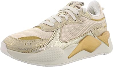 PUMA Womens RS-X Winter Glimmer Sneakers,