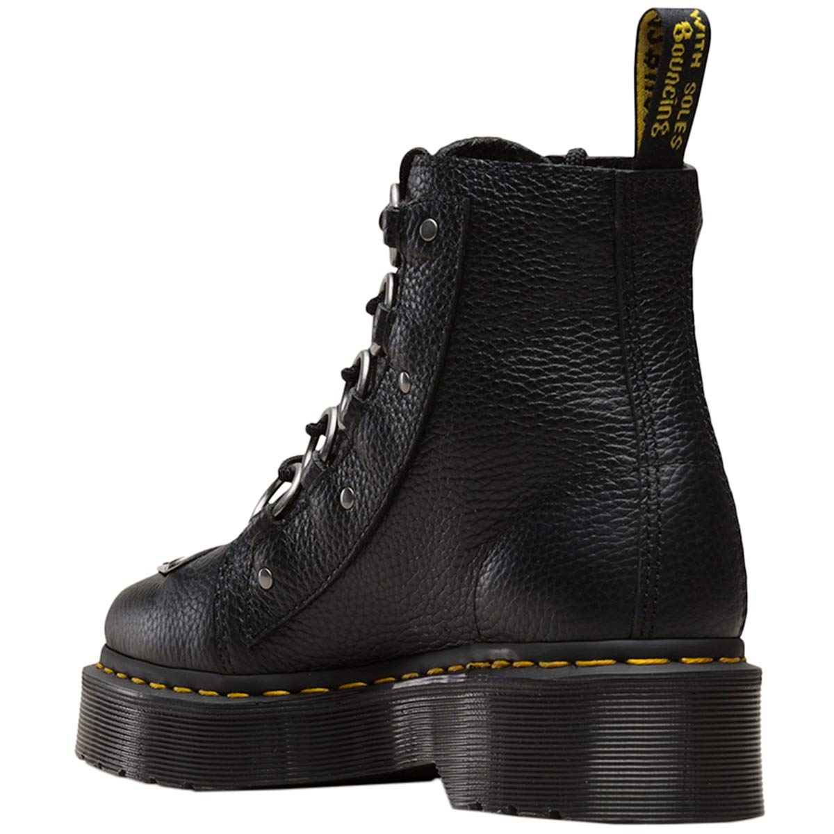 | Dr.Martens Womens Farylle Aunt Sally Leather