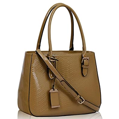 Handbags For Women Designer Bags Ladies Fashion Tote Faux Leather ...