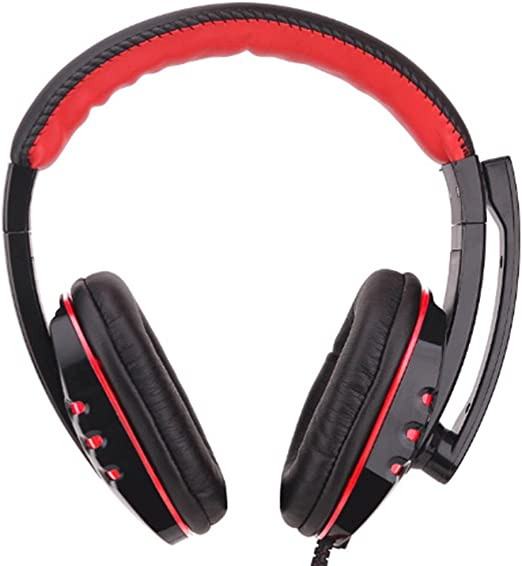 HINMAY Gaming Headset for PS4 Xbox One