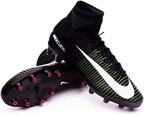 NIKE Men's ACC Mercurial Superfly V AG Pro Soccer Cleats