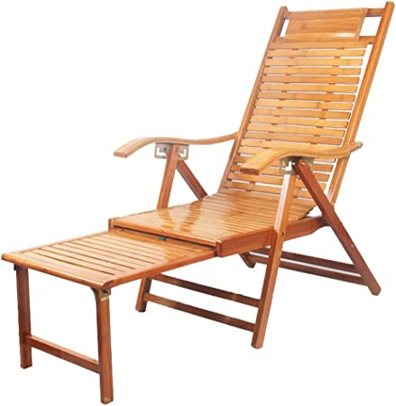 : SjYsXm recliners Foldable Deck Chair Lounge