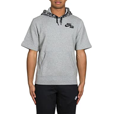 Amazon.com: Nike Men's Short Sleeve Hoodie (Small): Sports & Outdoors