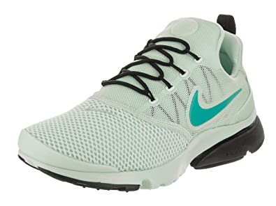 Nike Womens Presto Fly Igloo/Clear Jade Black Running Shoe 6.5 Women US