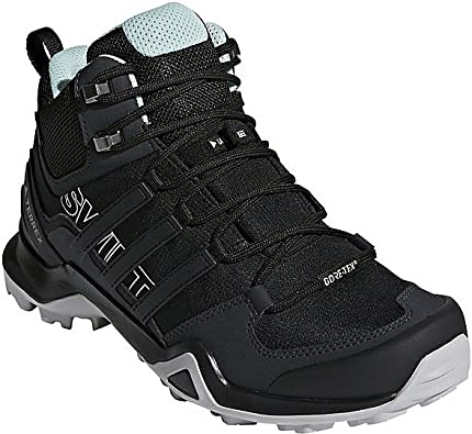 Amazon.com | adidas Terrex Swift R2 Mid Gore-TEX Hiking Boot ...