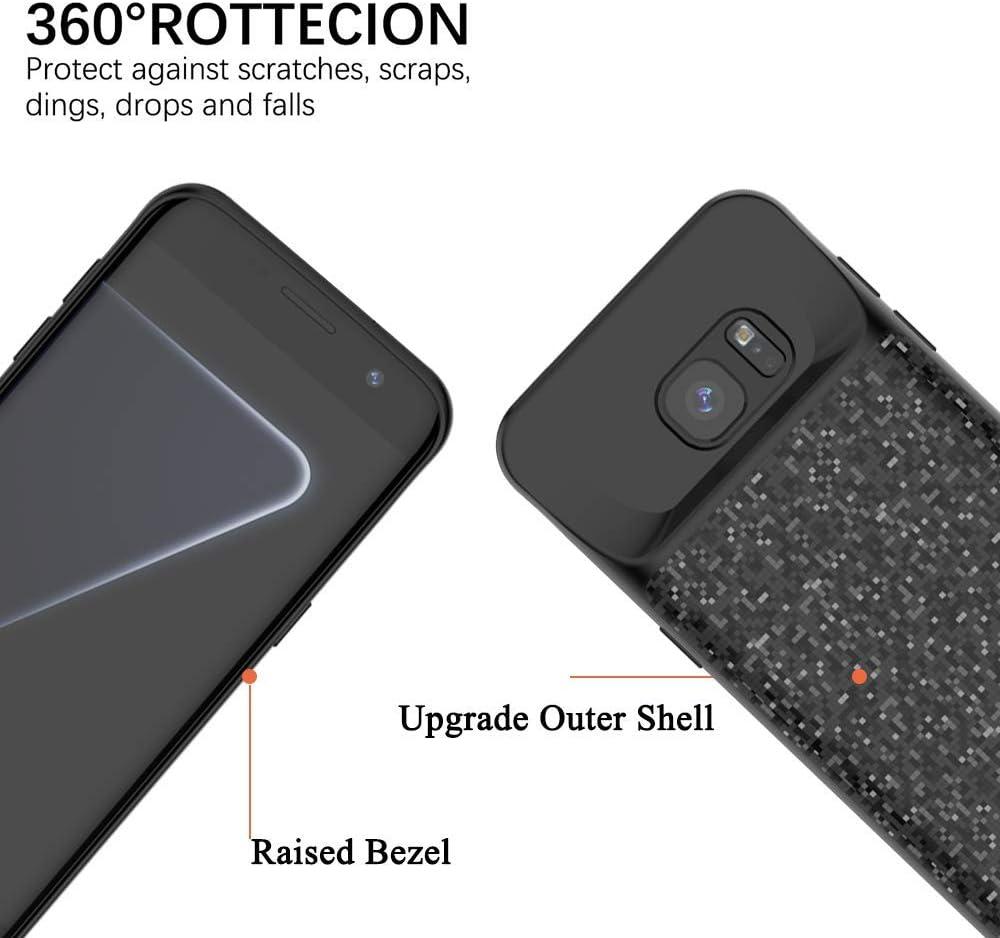 Coques d'alimentation Samsung Galaxy S7/S7edge Coque Batterie ...