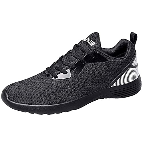 Rabatt eyeones Men's Fashion Go Walk Sneakers Mesh Ultra Lightweight Walking Gym Shoes  spare mehr