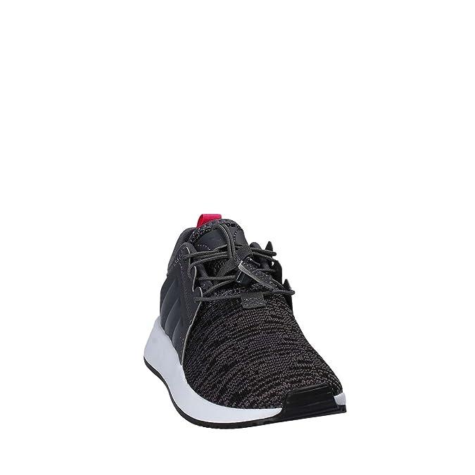 huge selection of bc2a8 5ed6e adidas X PLR C, Chaussures de Fitness Mixte Enfant, Multicolore-Noir Rouge (