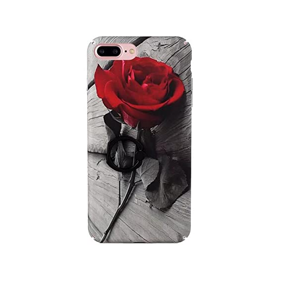 red marble iphone 8 plus case