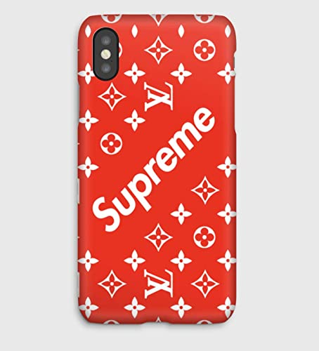 coque iphone xs max red