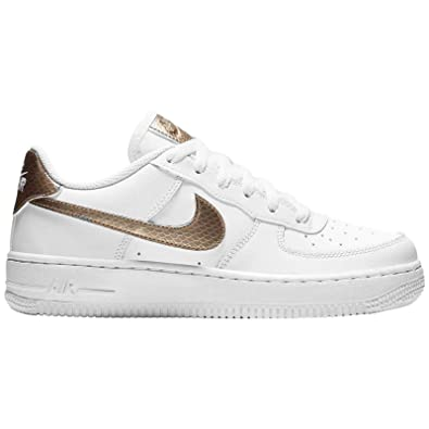 Nike Air Force 1 EP (GS), Scarpe da Basket Donna