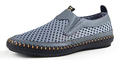 Men's Poseidon Slip-On Loafers Water Shoes Casual Walking Shoes