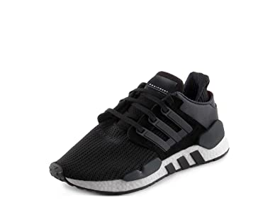 Amazon.com | adidas Mens EQT Support 91/18 Black/White Synthetic | Shoes