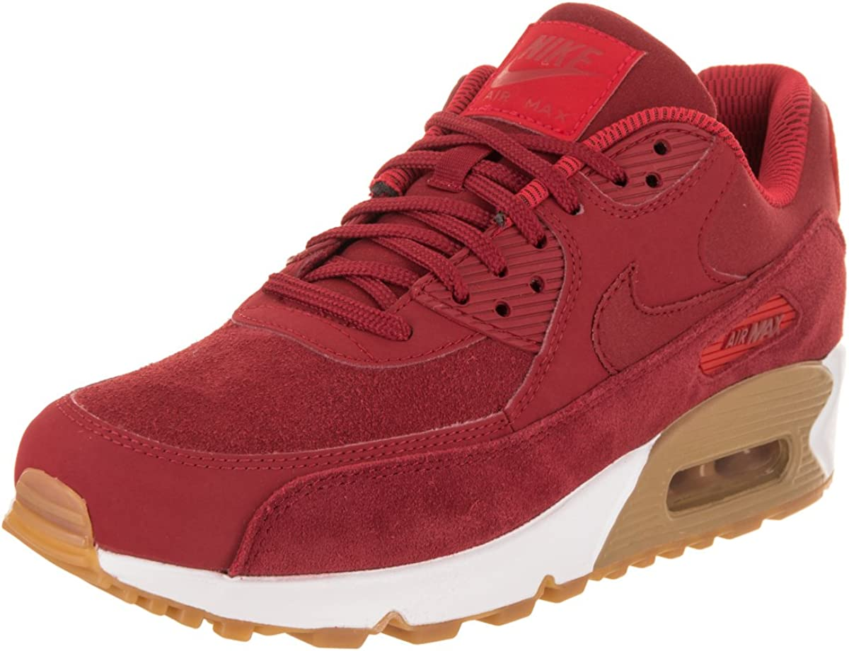 Nike Air Max 90 SE Womens Gym Red