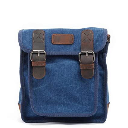 b4f179e5b2e5 RXF Canvas Vertical Bag Men's Messenger Bag Casual Shoulder Bag ...