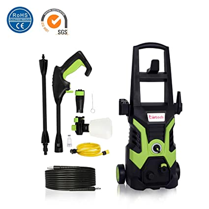 Power Washing Machine >> Stream 1700w 135bar 330l H Pressure Washer Electric Portable Lightweight Power Washer Patio Cleaner With Accessories Car Patio Yard Washing Machine