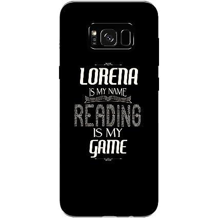 Amazon.com: Lorena Mi Nombre lectura My Game Love de leer ...