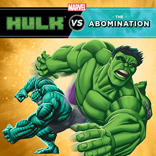 Hulk vs. Abomination (Marvel Super Hero vs. Book, A)
