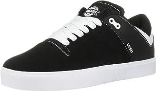 Osiris Techniq VLC Chaussures de Skate pour Homme, Multicolore (Noir/Blanc), 43 EU
