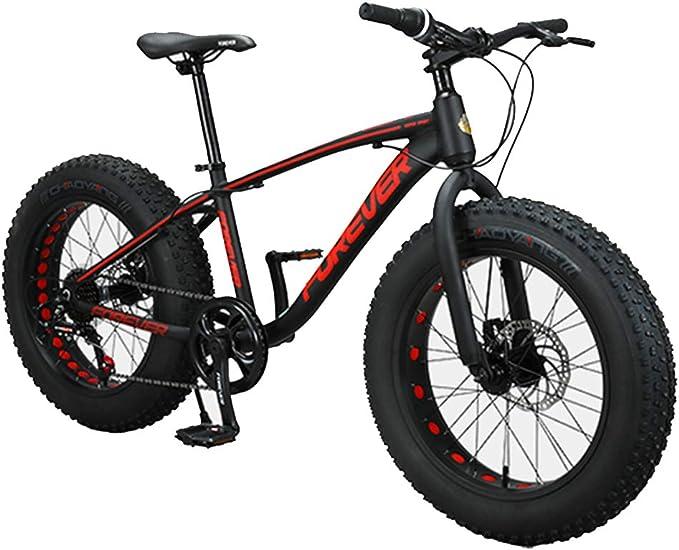 NENGGE Infantil Bicicleta Montaña, 20 Pulgadas 9 Velocidades ...