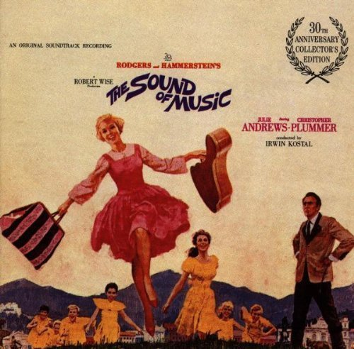 The Sound Of Music: An Original Soundtrack Recording (1965 Film - 30th Anniversary Edition) (March 28, 1995) Audio CD