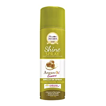 NNP SHINE SPRAY ARGAN OIL 472ML