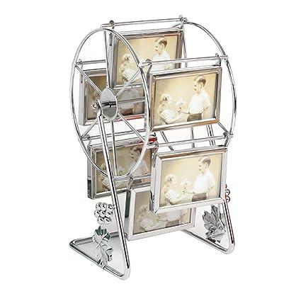 Amazon.com - ULTNICE Rotating Ferris Wheel Picture Frame Windmill ...