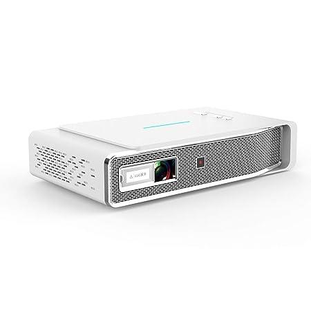 Ai LIFE Proyector Proyector de Video 3D 4K Mini proyector ...