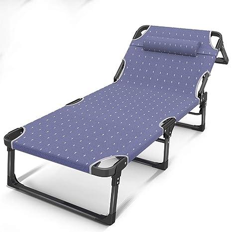 Yan Xiao Yu Sillón reclinable Plegable - Sillón reclinable ...