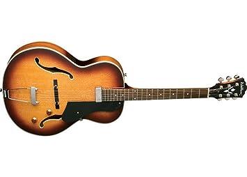"""Washburn HB15 guitarra semiacústica ts-wr """"hueca cuerpo ..."""