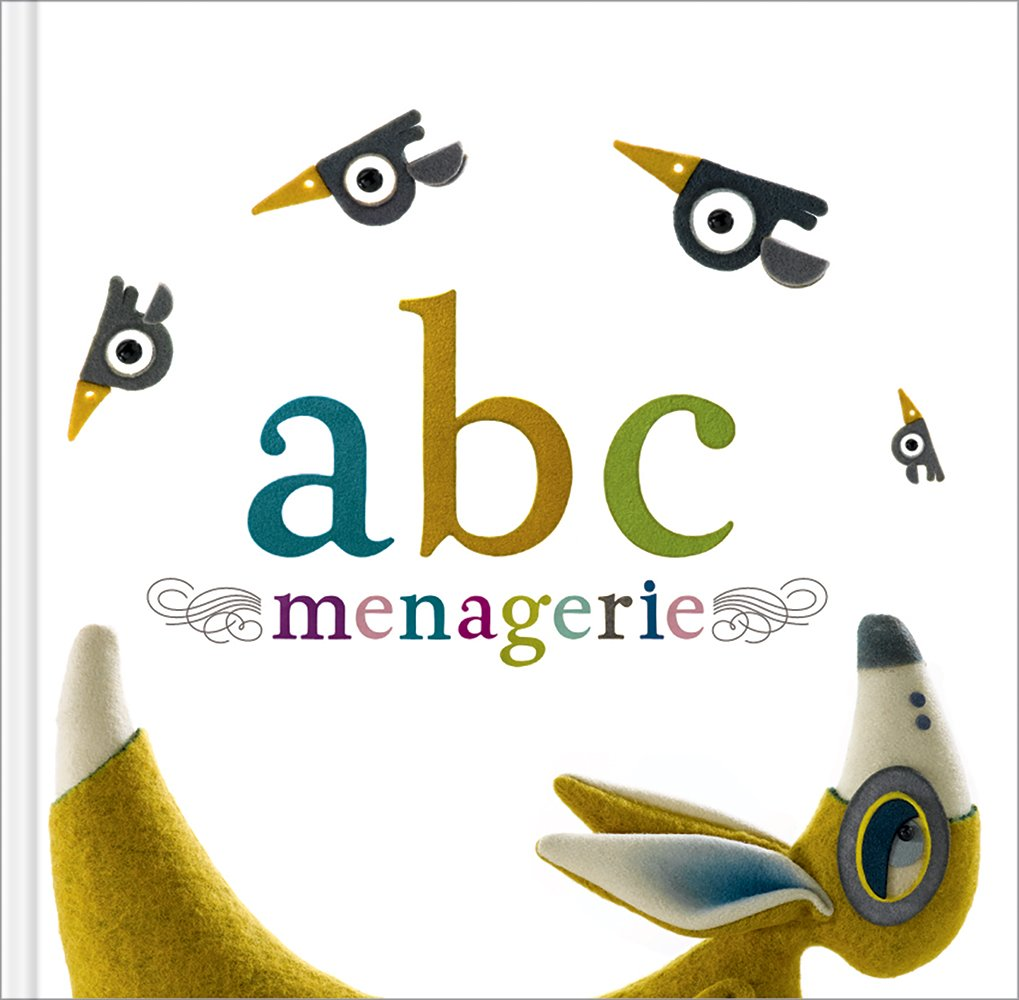 Read Online ABC Menagerie PDF