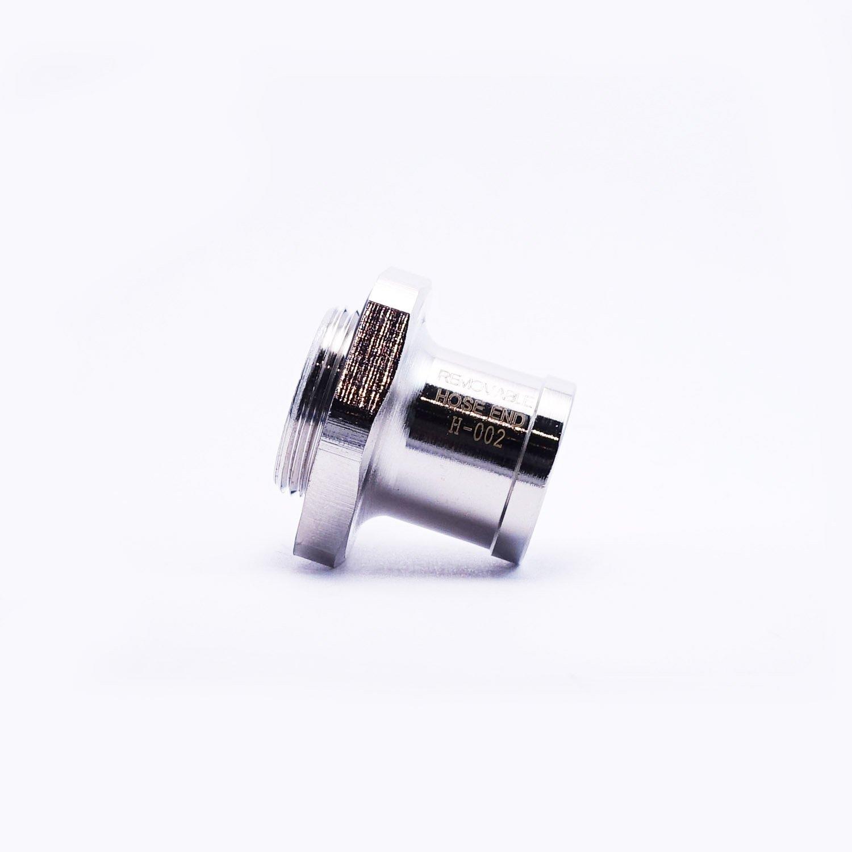 H-002 EZ-7B 22mm-1.5 Combo EZ Oil Drain Valve with removable Straight Hose End
