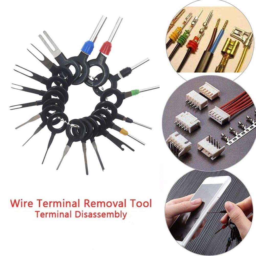 Amazon.com: 18pcs Car Plug Circuit Board Wire Harness Terminal ... on