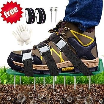 Amazon.com: Begleri - Zapatos aireadores con 8 correas de ...