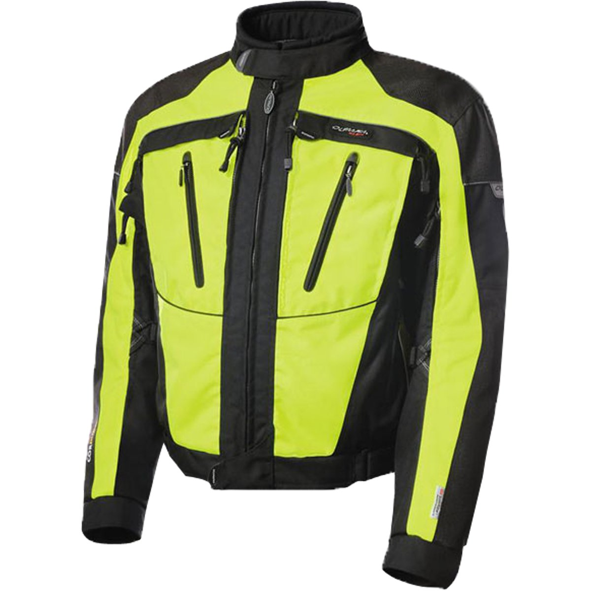 Olympia Unisex-Adult Expedition Jacket Neon Yellow Large MJ#303Z-L