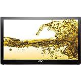 "AOC E1659FWU USB Powered LCD Monitor 16"""