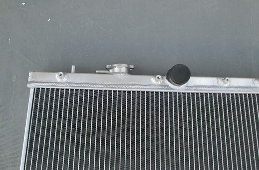 Radiatore in alluminio 52 mm per Impreza 2.0 TURBO WRX//STI 2000-2007 GDB manuale