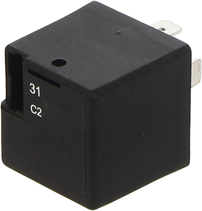 Hella 4dm 003 360 021 Blinkgeber 12v 4 Polig Anbau Elektronisch Mit Halter Auto